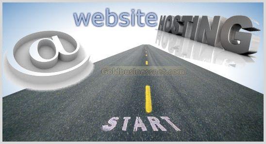Начало создания сайта