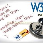 css-validator