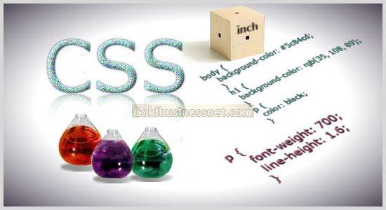 Синтаксис CSS: понятия свойства, селекторов, правил и комментариев
