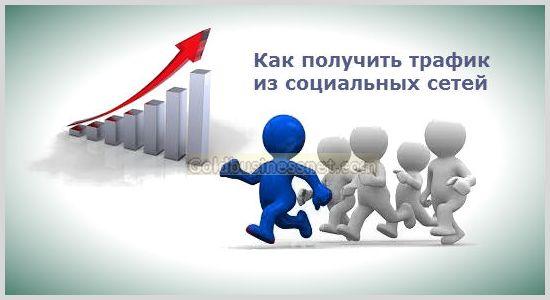 Как увеличить посещаемость web-сайта с помощью средств SMM