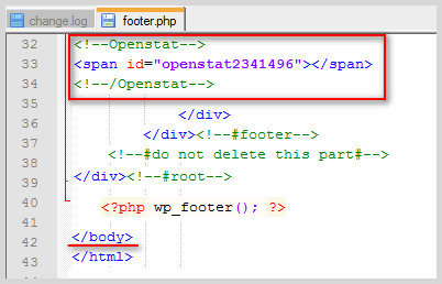 файл footer.php