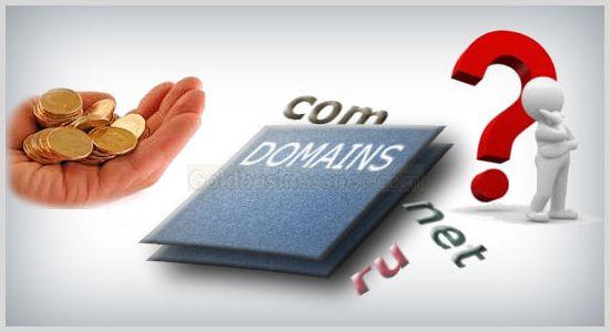 Как проверить и купить домен на Webnames.ru
