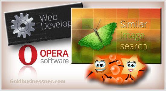 Дополнения (расширения) для Opera