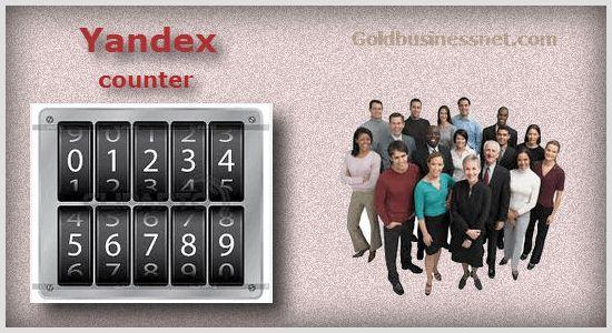 Yandex счетчик и информер для сайта Вордпресс