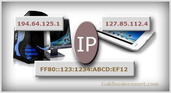 IP-адрес устройства