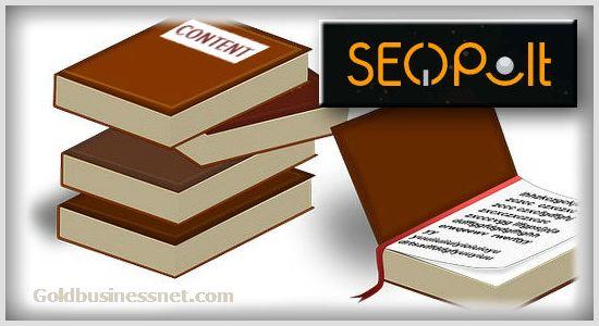 Модуль SEOPult для наполнения сайта контентом
