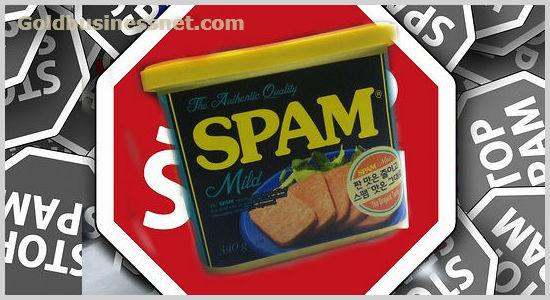 Все о термине спам
