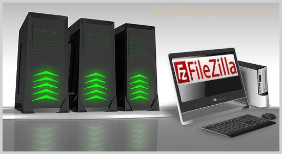 FTP client FileZilla - необходимый инструмент для вебмастера