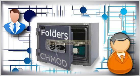 CHMOD права доступа к файлам и папкам