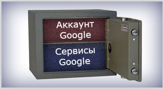 Account Google — регистрация, вход, настройка, удаление и восставновление