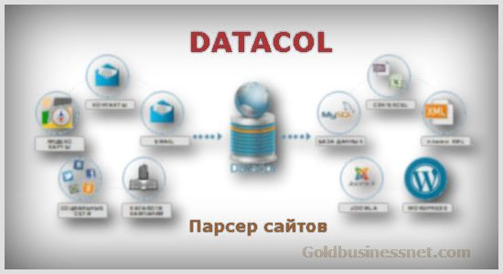Программа Datacol 7 Easy Action
