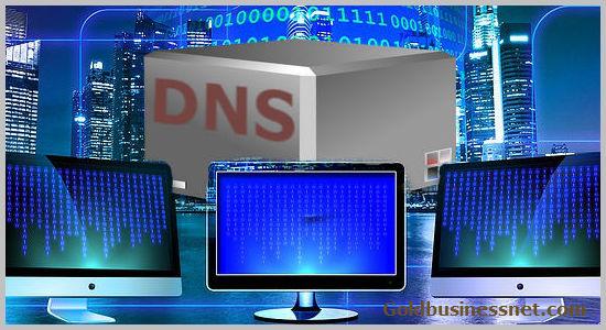 Серверы DNS
