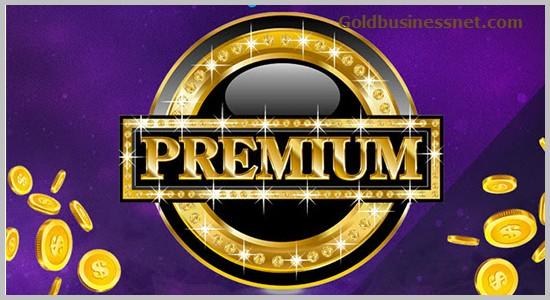 Статус Premium на год за 600 рублей